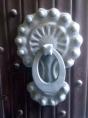 detall porta casa gorina