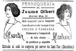 perruqueria jaume gibert 1911
