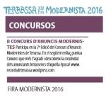 fira modernista terrassa 2016